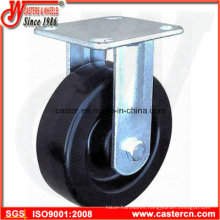 4 Inch to 6 Inch Phenolic Fixed Casters